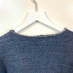 Champion Shirts - Vintage Oversized Heathered Champion NY Sweatshirt